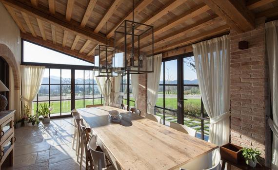 Portico o veranda la casa cambia faccia  VilleCasali