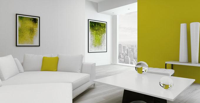Dipingere le pareti di casa come fare la scelta giusta