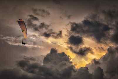 Philippe Lambert - Au soleil couchant