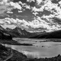 Jackie Daon - Athabasca river