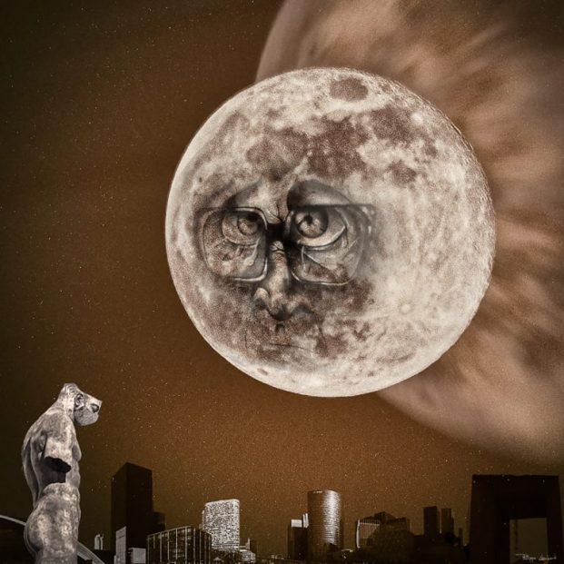 Philippe Lambert - La lune est triste