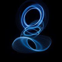 Patrick NGuyen - Spiral Light Painting
