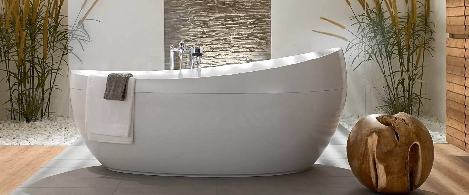 Aveo Collection By Villeroy Amp Boch Relaxing Bathroom Design