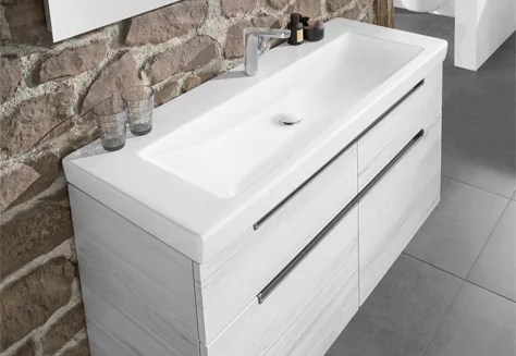 Subway 20  Variet e individualit in bagno  Villeroy  Boch