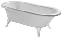 Hommage Badewanne Freistehend UBQ180HOM7W0V - Villeroy & Boch