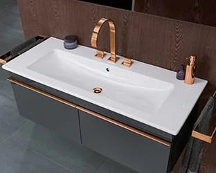 Washbasins and bathroom sinks from Villeroy  Boch