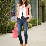 Jaqueta jeans e tnis um trio perfeito! Continuar lendo rarr
