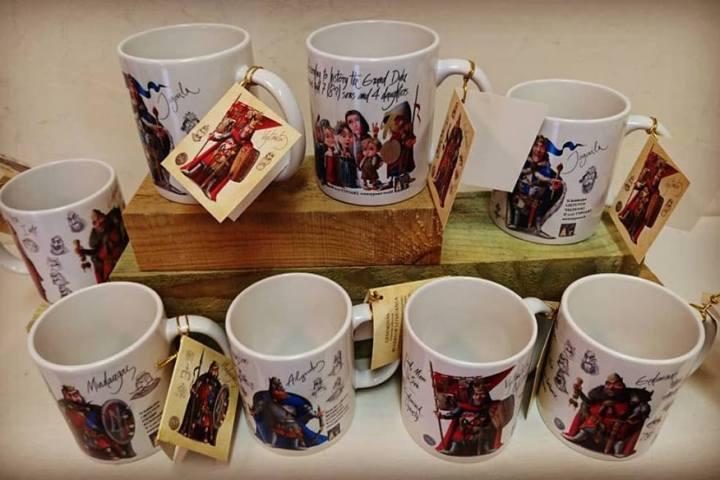 TypoArt cups