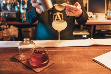 best bespoke cocktails are made in Vilnius
