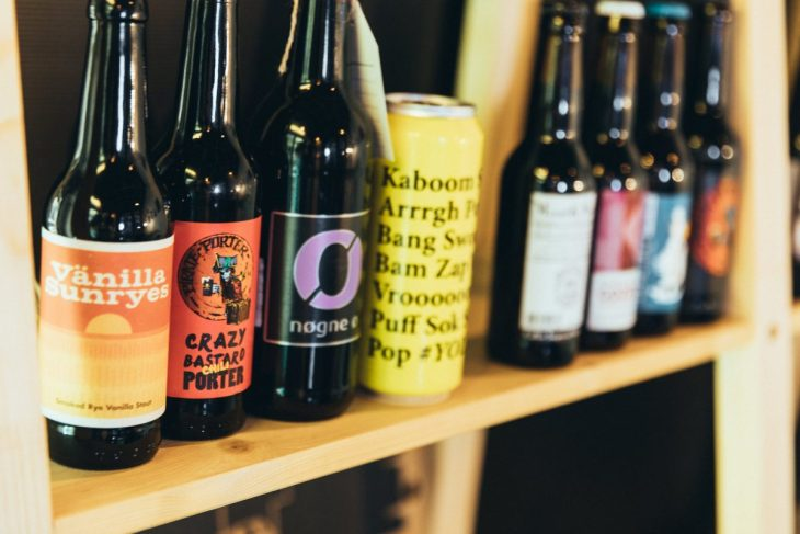 Craft beer in Vilnius