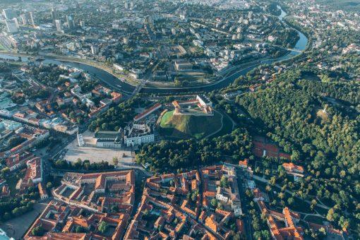 Vilnius Bird's View