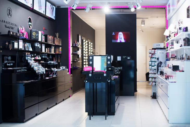 Make my day beauty studio in Vilnius