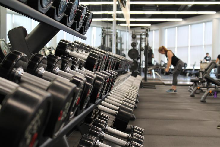 top best gyms in Vilnius Lithuania