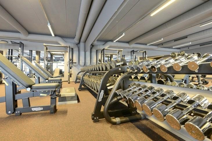 FitLife gym in Vilnius