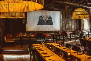 exotic pachamama dinner club
