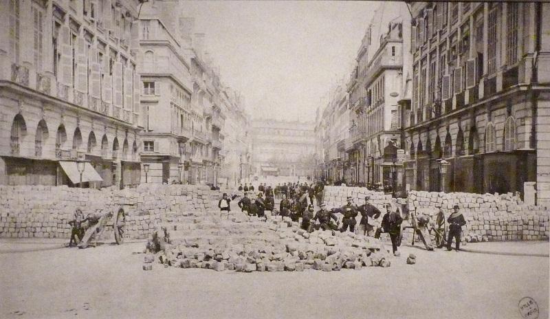 Anniversaire de la Commune de Paris