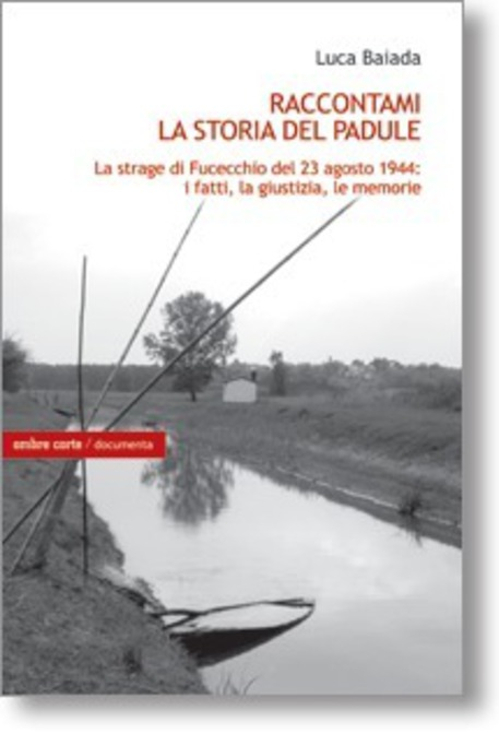 Book Cover: Raccontami la storia del padule