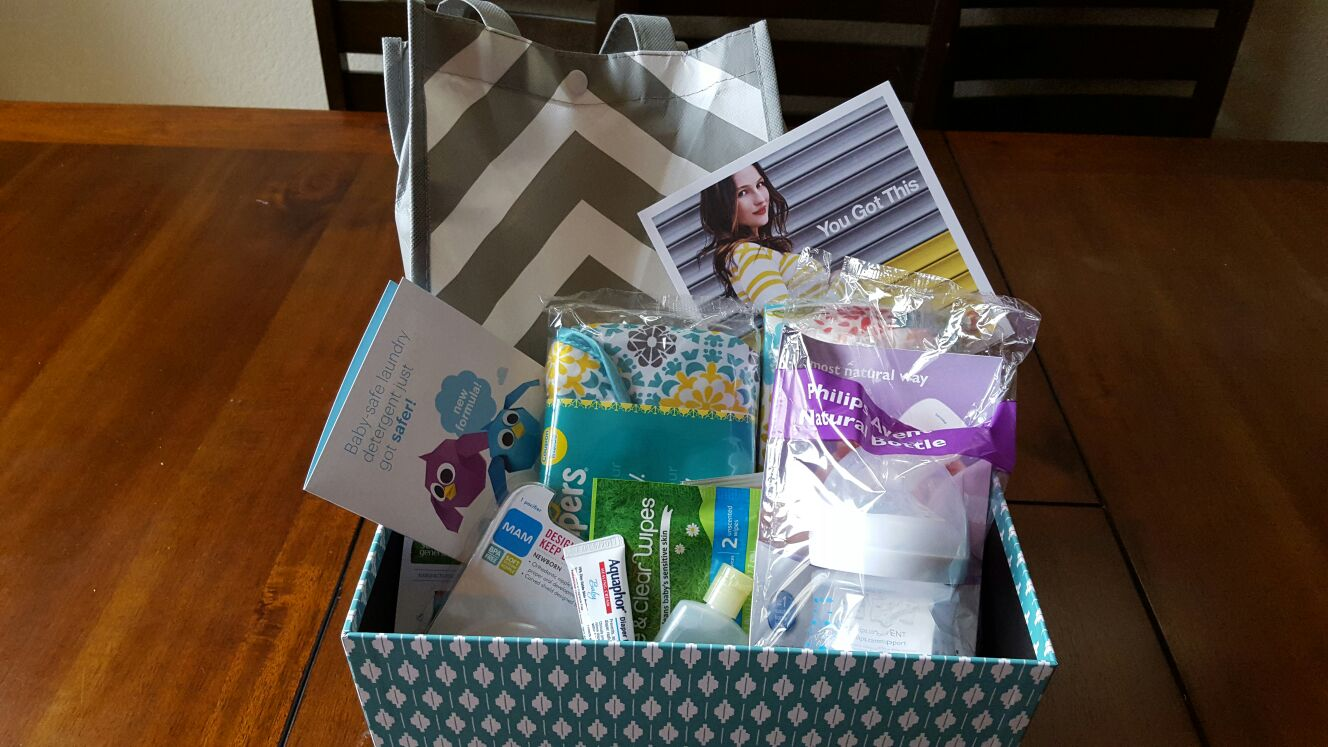 Target Baby Registry Welcome Bag What S Inside The Bag