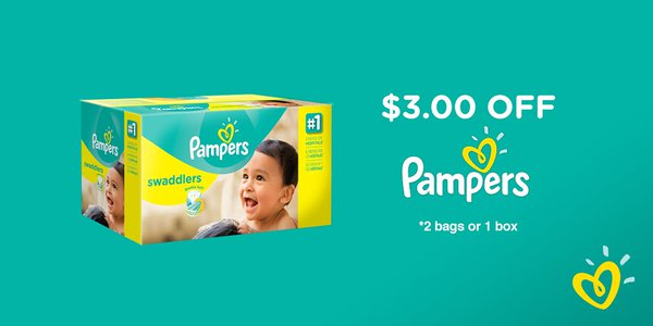 Amazon Pampers Deal