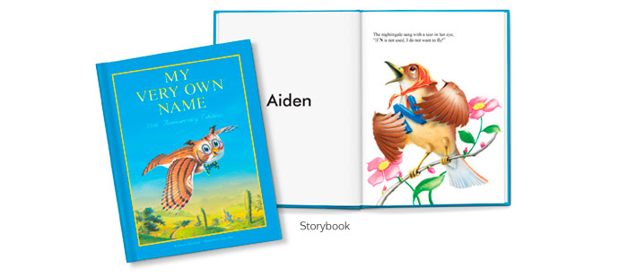 Children's Personalized books