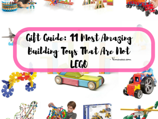 Gift Guide: 11 Most Amazing Building Toys That Are Not LEGO
