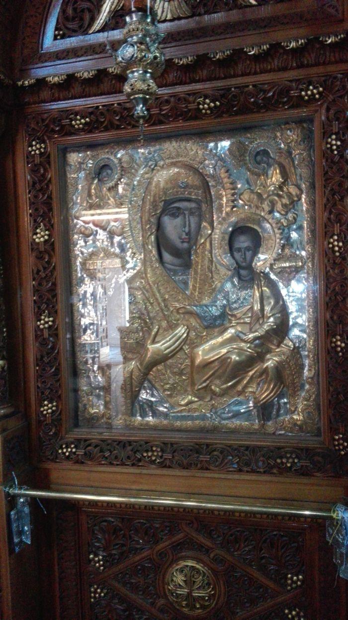 Θαύμα στην Παναγία Χρυσοσπηλαιώτισσα : Παιδί βρήκε τη φωνή του μπροστά στην Εικόνα   Ορθοδοξία   Ορθοδοξία   orthodoxia.online       Θαύμα Παναγία Χρυσοσπηλαιώτισσα    Ορθοδοξία   Ορθοδοξία   orthodoxia.online