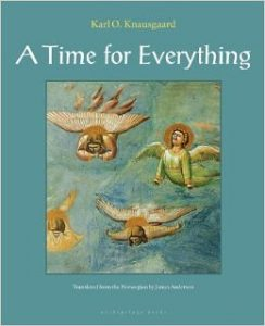 Karl Ove Knausgaard's A Time For Everything is one of our favorite Autumn Reads