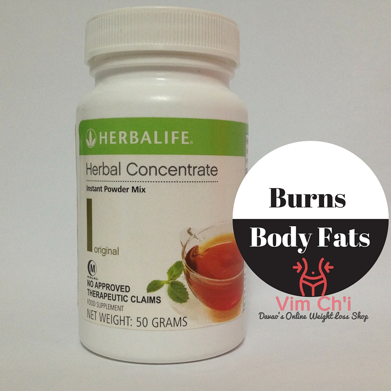 Herbalife Tea for Weight Loss and Burn Fats