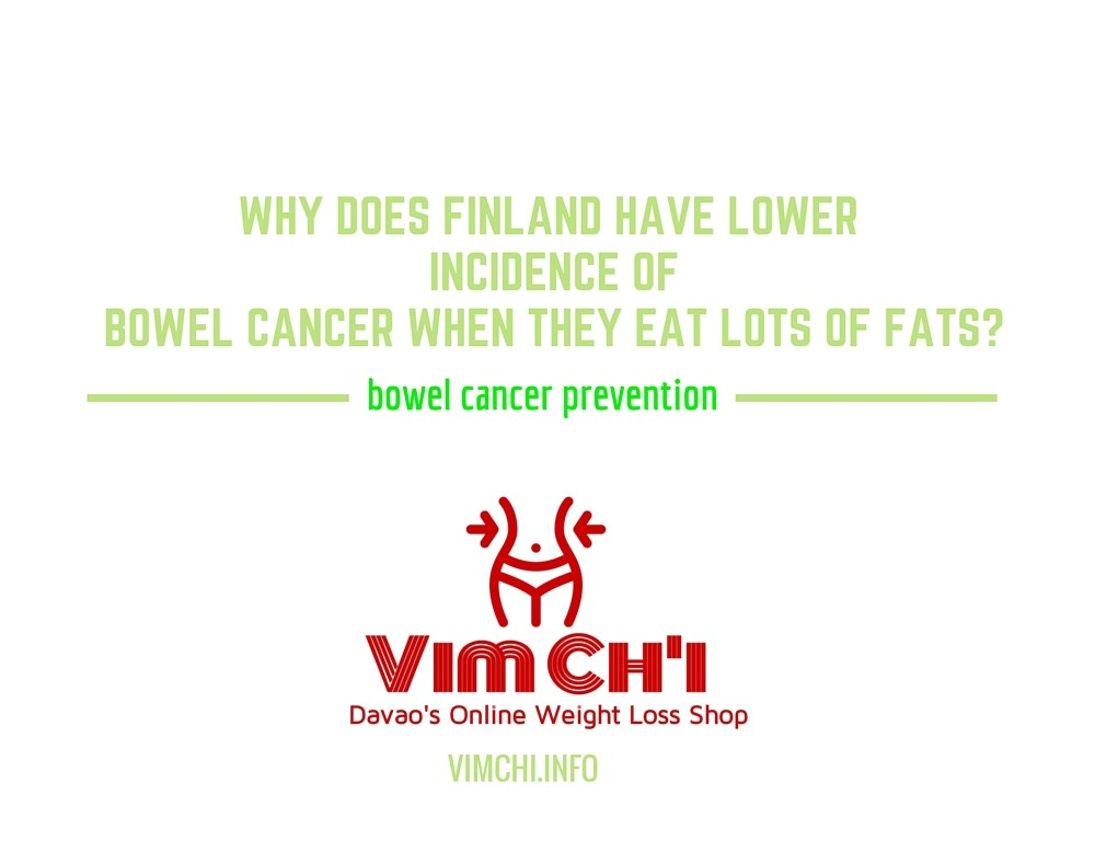 Bowel Cancer Prevention