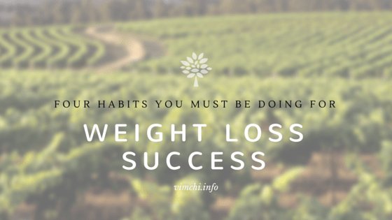 4 Weight Loss Habits You Might Be Ignoring
