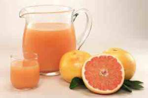 Grapefruit Juice Recipe