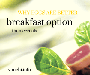 Breakfast for Weight Loss – Opt for Eggs