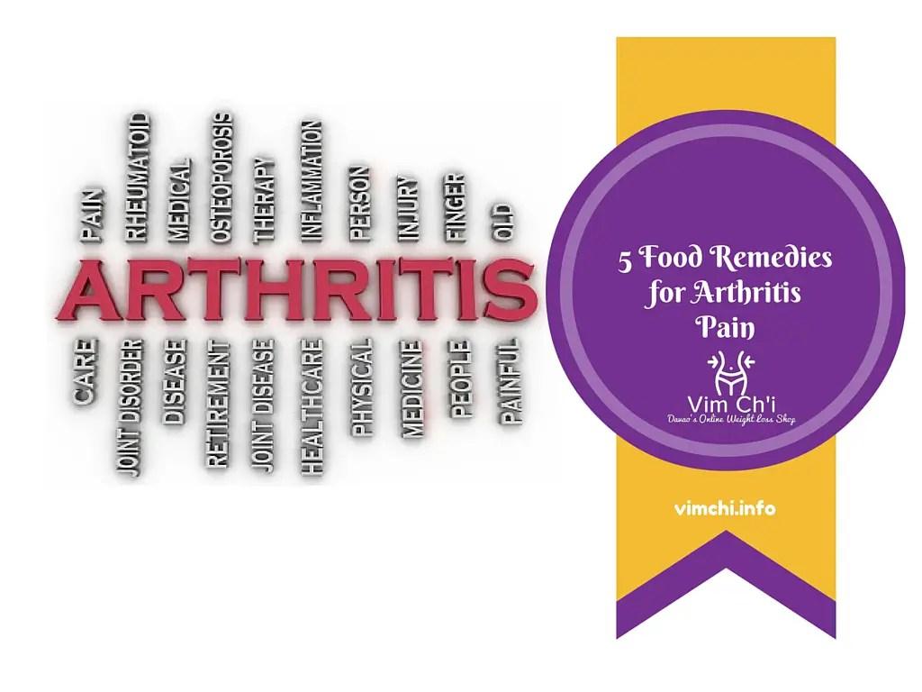 5 Must-Have Food Remedies to Ease Rheumatoid Arthritis Pain