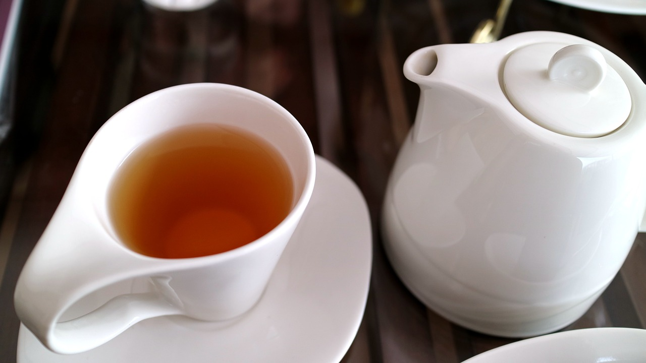 types of tea, oolong tea