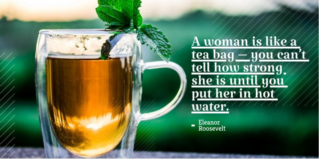 An image showing a glass of herbal tea.
