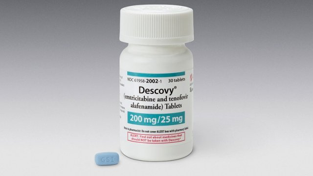 a new drug to prevent acquired immunodeficiency syndrome