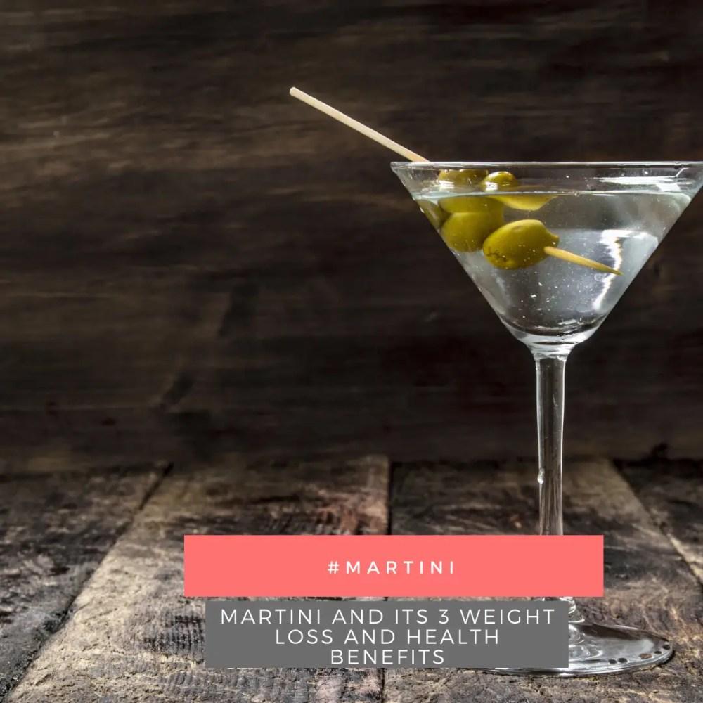 martini benefits