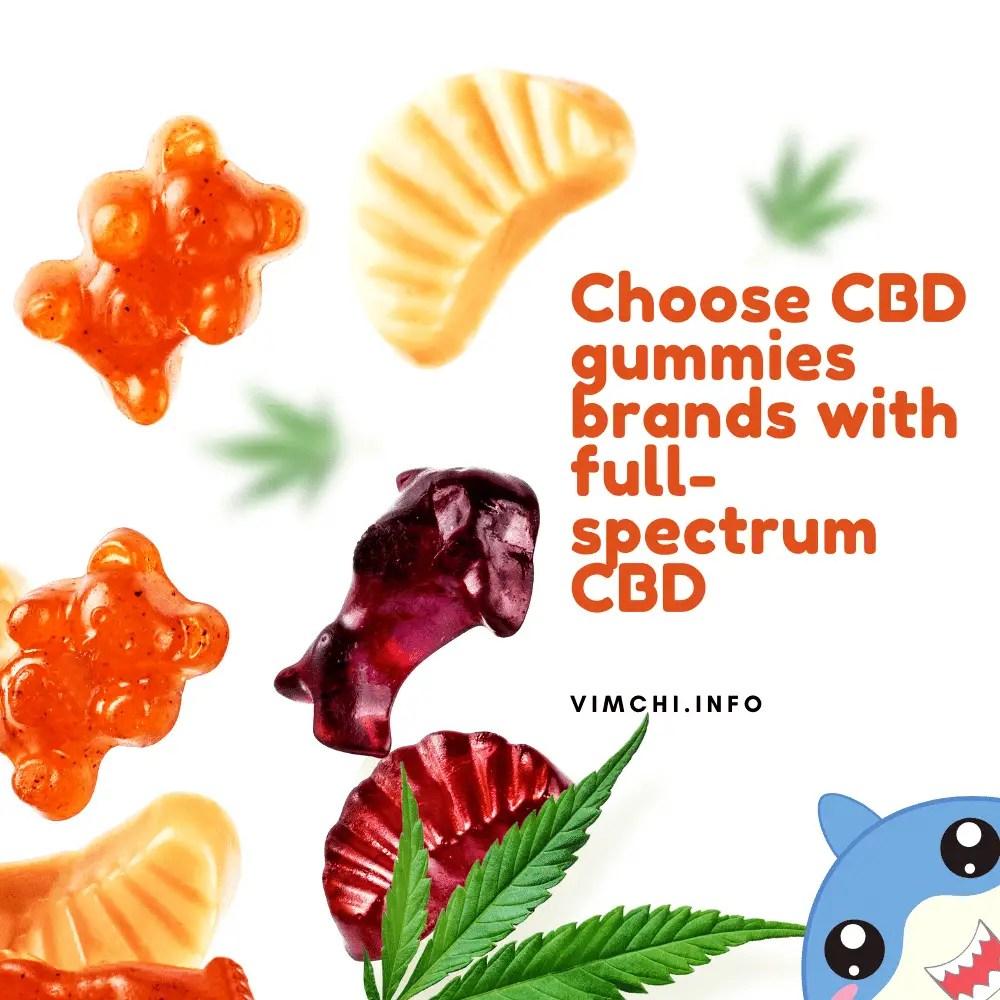 are cbd gummies illegal full spectrum cbd