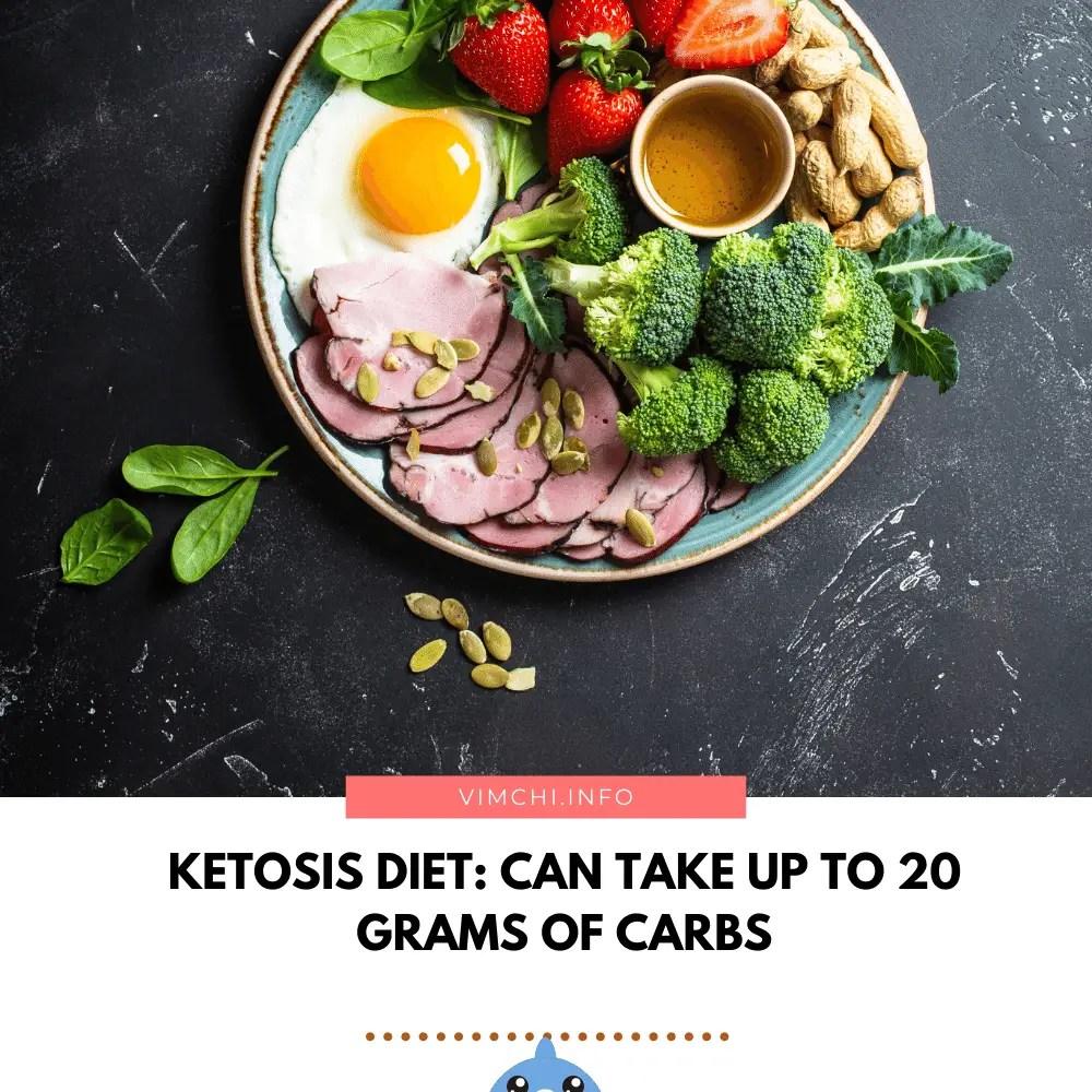 Is Ketosis Diet the Same as the Atkins Diet carb intake in ketosis
