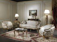 Classic living room furniture Venezia | Vimercati Classic ...
