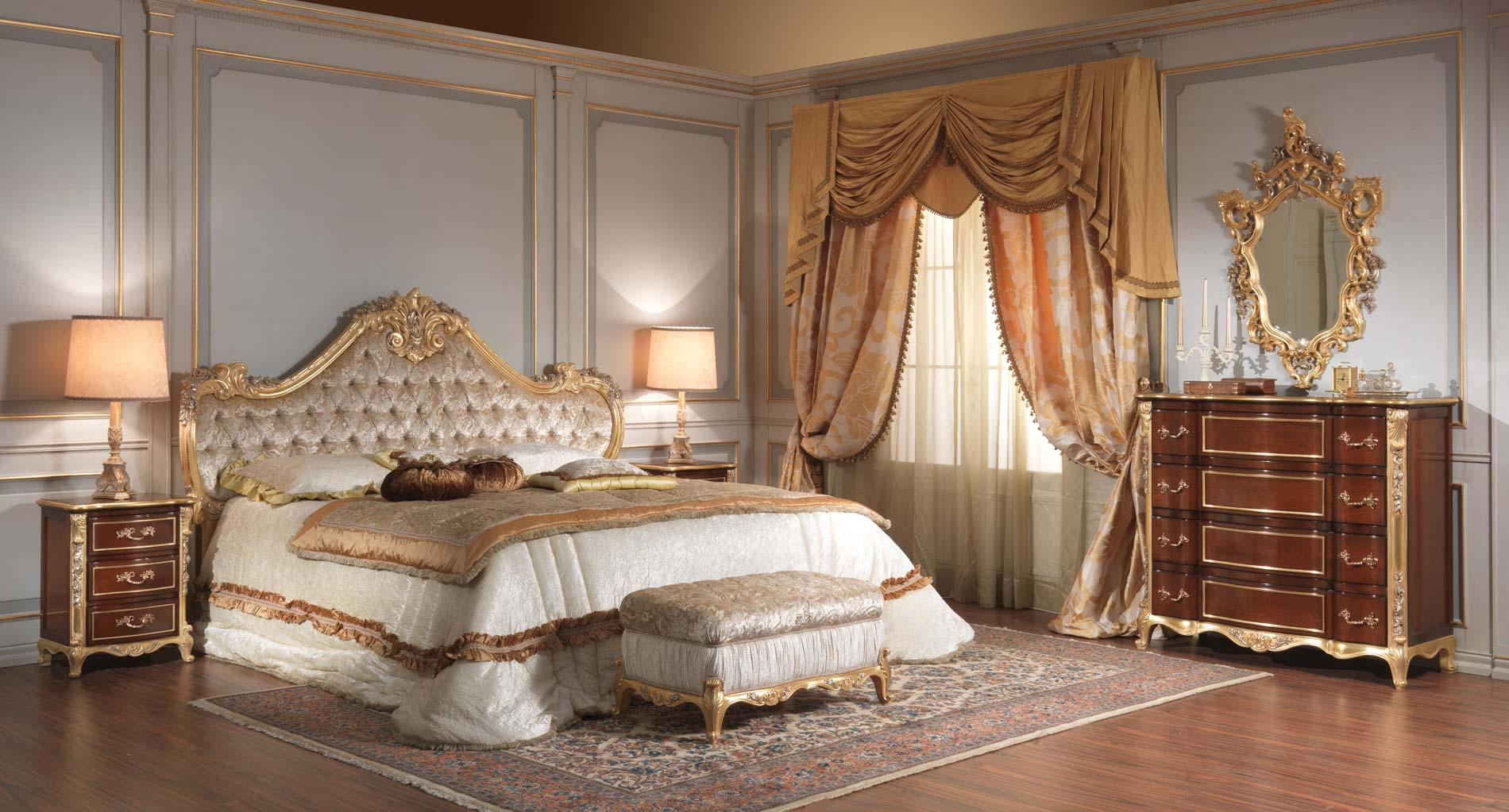 Camera da letto classica 700 italiano  Vimercati Meda