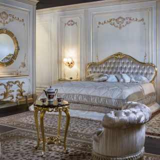 Camere da letto classiche e mobili classici e di lusso per zona notte  Vimercati Meda