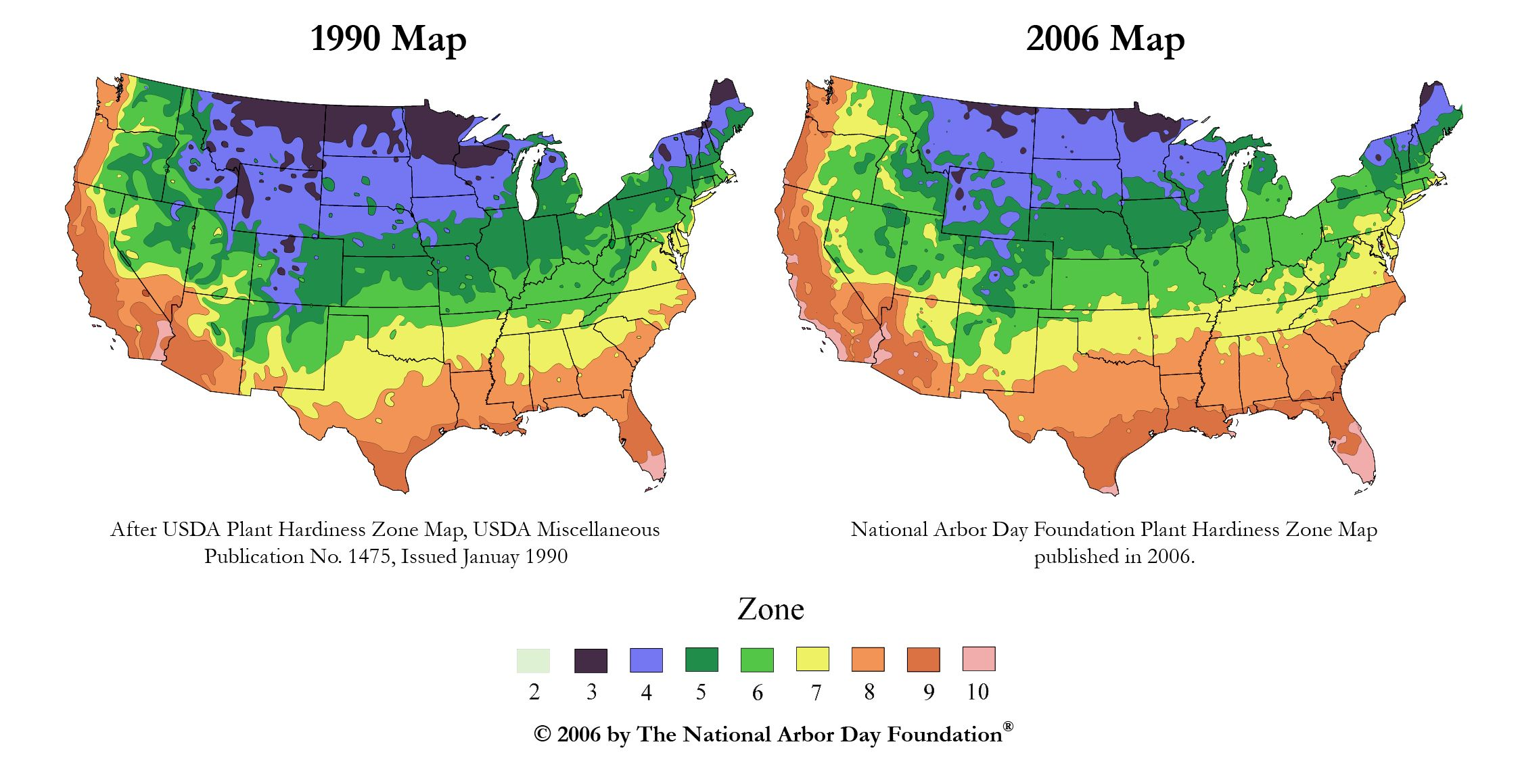 Climate Change Impacts In Virginia A Natural Resource