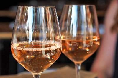 Combien de calorie dans le vin rosé