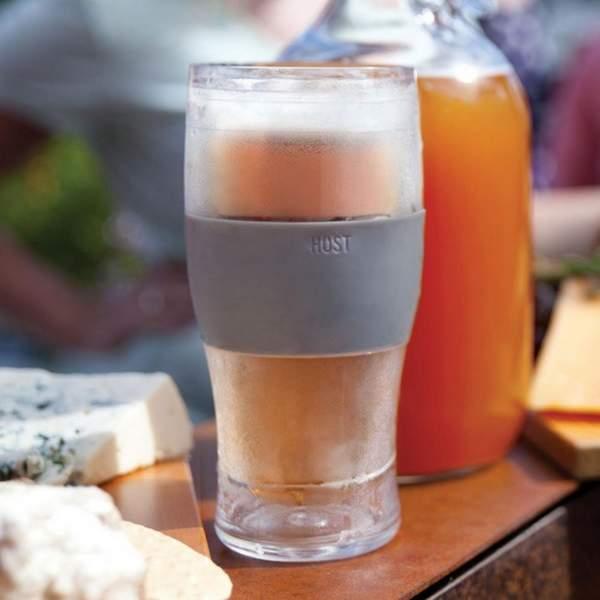 verre réfrigérant