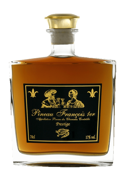 Carafe pineau 40 ans prestige