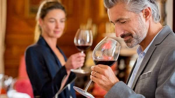 Dégustation vin de Bordeaux