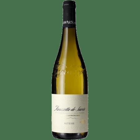 Roussette de Savoie cuvée gastronomique 2019