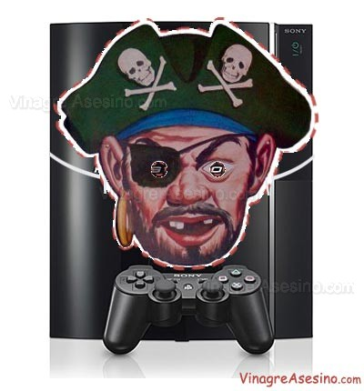 Play Station 3 (ps3) pirateada