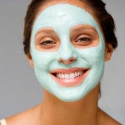 masque de beauté pour une peau douce et nette